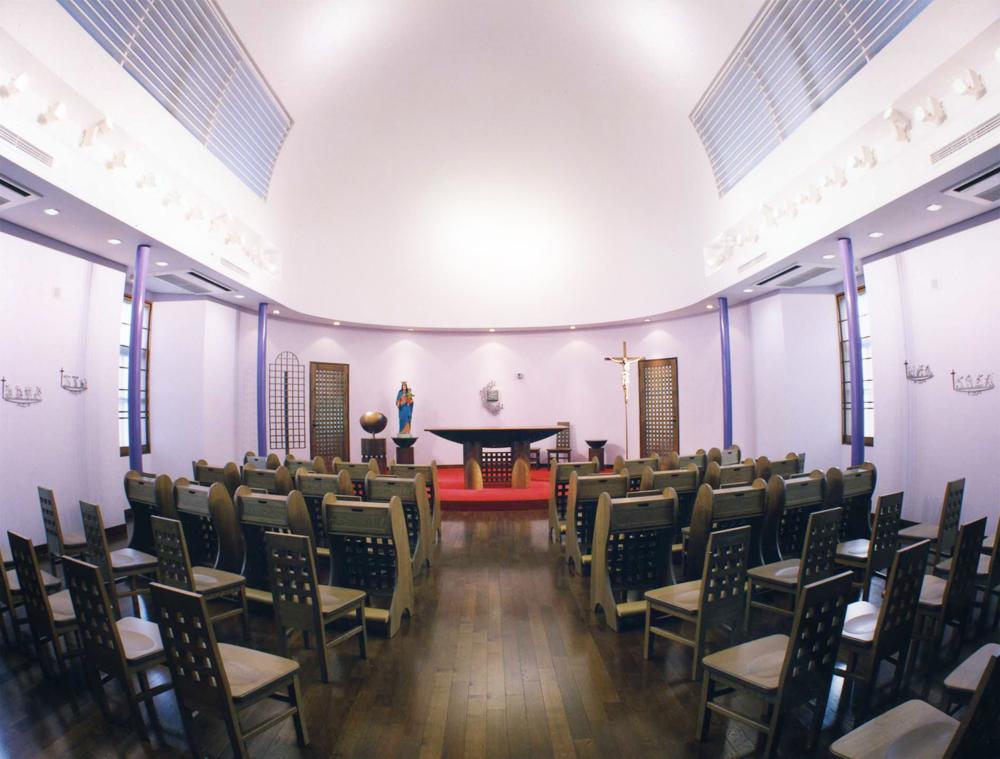 別府修道院聖堂