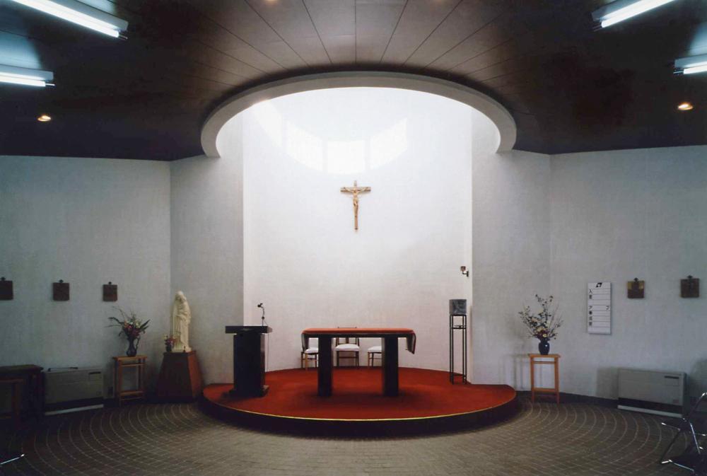 カトリック府中墓地聖堂