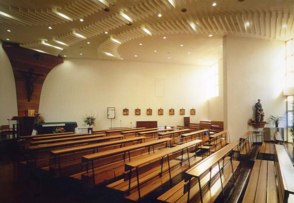 扶助者聖母会守護の天使修道院