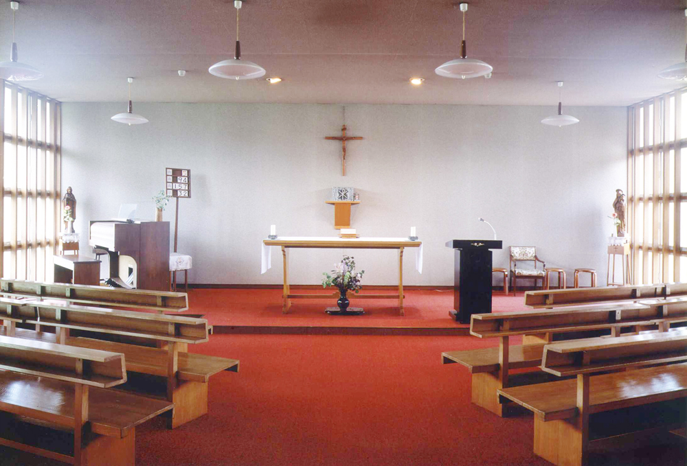カトリック唐崎教会