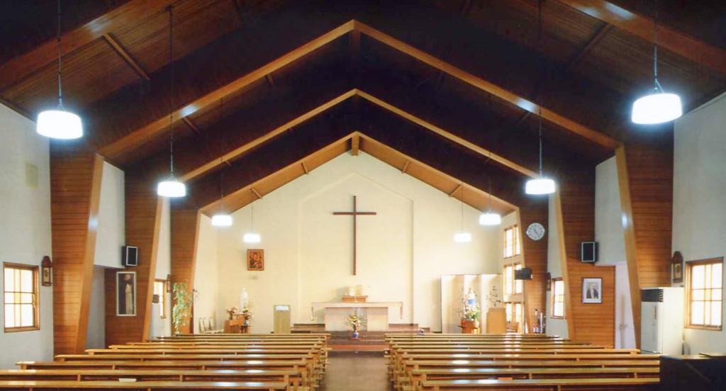カトリック福島松木町教会