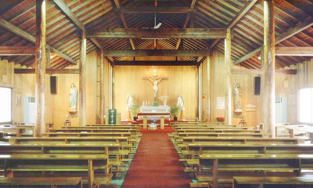 カトリック松坂教会