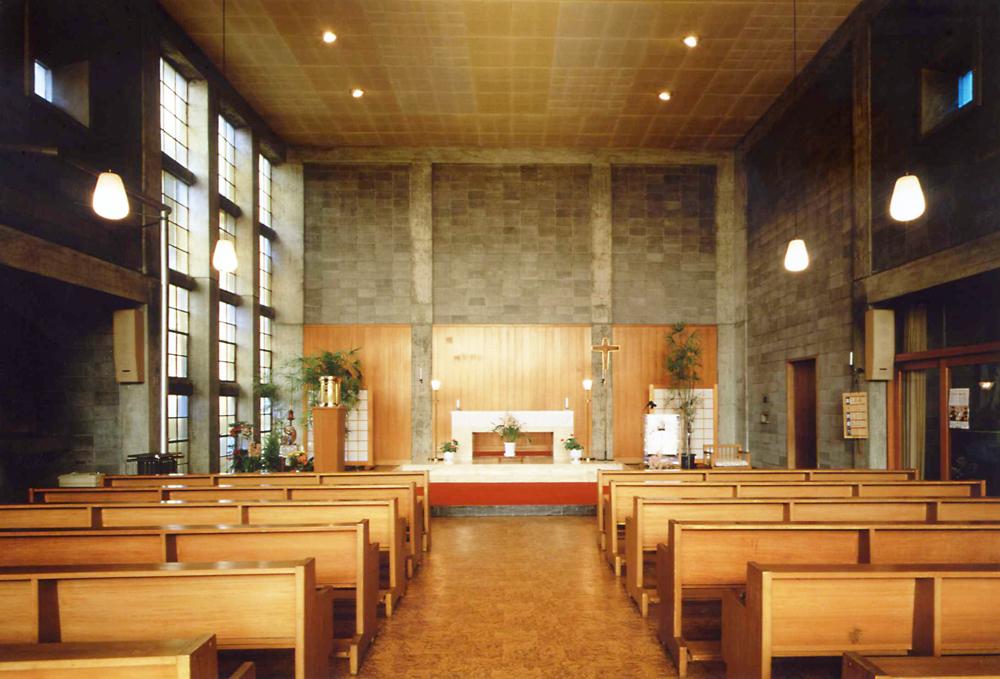 カトリック小名浜教会