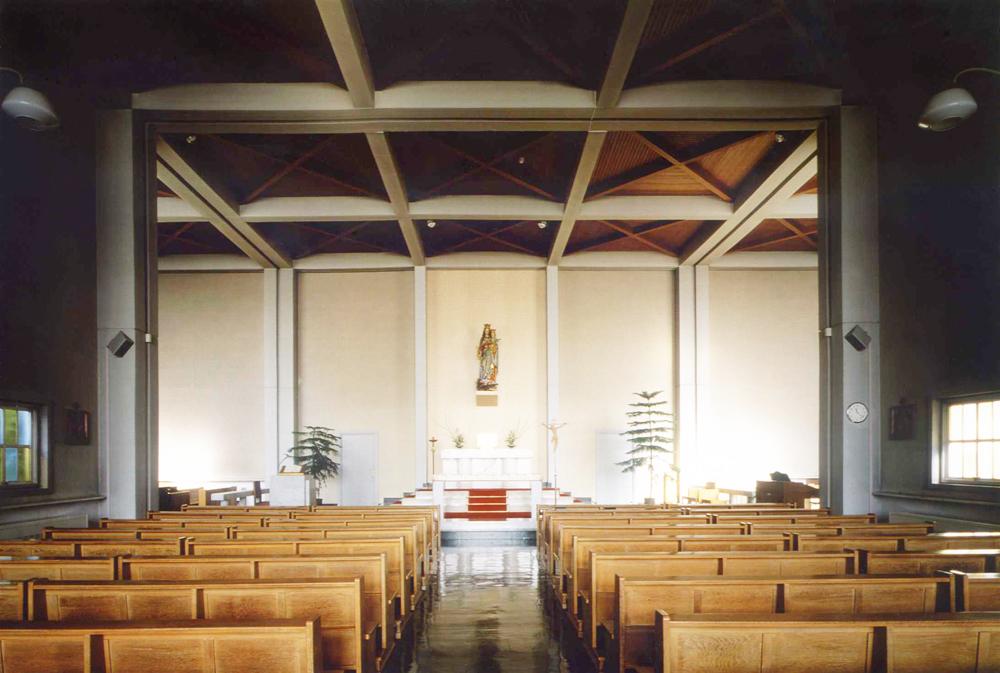 星美学園聖堂