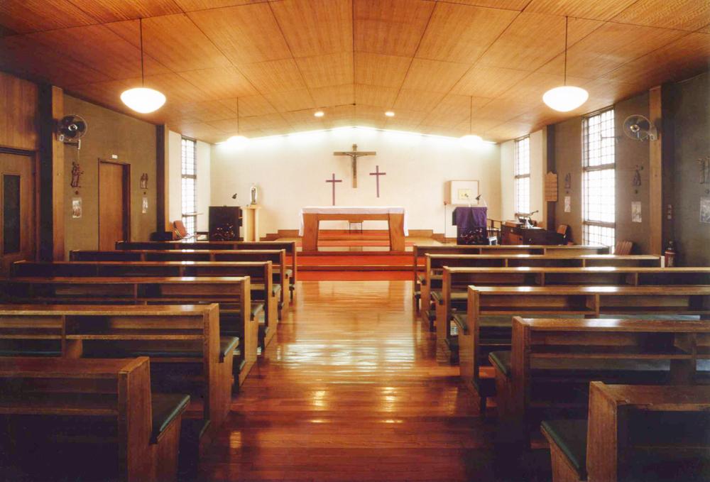 カトリック新子安教会