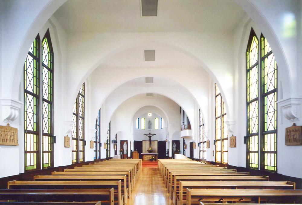 カトリック徳田教会