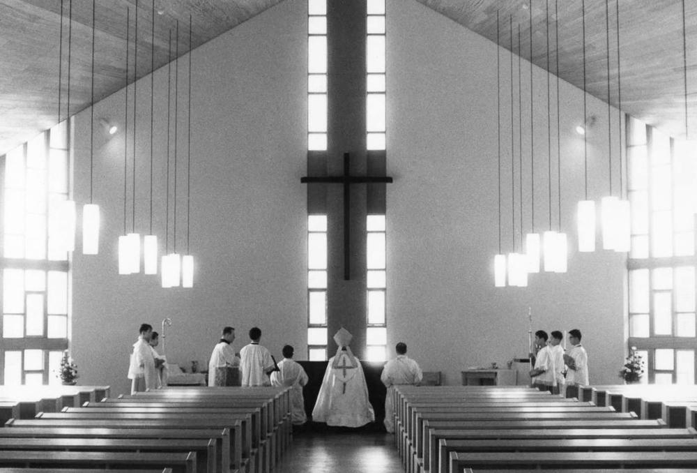 汚れなきマリア修道会聖堂